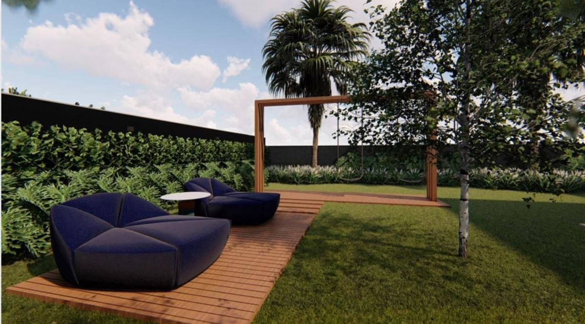 Residential landscaping on walls: what to take into account when designing and designing them